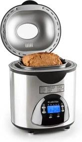 Klarstein KLARSTEIN CITY LIFE, aparat pentru copt pâine, 580 W, până la 900 g, cu accesorii din oțel inoxidabil