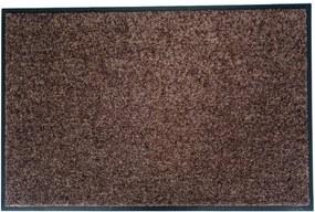Covor intrare WASH & CLEAN 60 x90 cm maro (covor intrare)