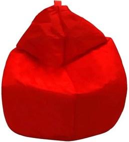Fotoliu sac Evegreen House Droplet, roșu