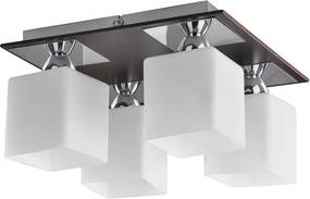 Rábalux Reda 2772 Plafoniere wenge E27 4x MAX 60W 320 mm