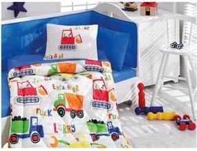 Set pentru dormitor copii Şantiye, 100x170 cm