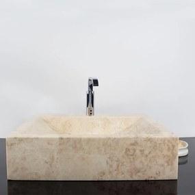 Chiuveta Arco marmura Cappucino SS-30 45 x 45 x 12 cm