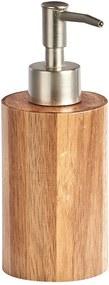 Distribuitor de săpun lichid, lemn de salcâm, ZELLER