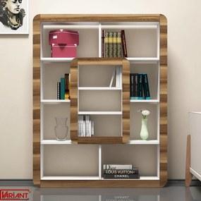 Biblioteca Orkide - Alb/Nuc