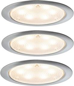 Paulmann 93559 - SET 3xLED/2,8W Lampă încastrată MICRO LINE 230V