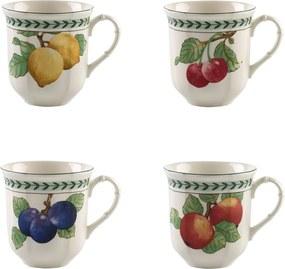 Cană Jumbo, set 4 bucăți, colecția French Garden Modern Fruits - Villeroy & Boch