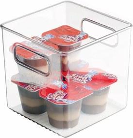 Cutie de depozitare pentru frigider InterDesign Fridge Pantry, 15 x 15 cm