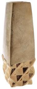 Vaza din ceramica Golden 9 x 9 x 26 cm