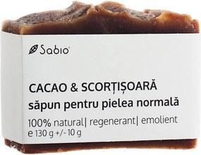 Sapun natural cu Cacao si Scortisoara (piele normala)