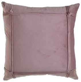 Perna Pink Velvet 45 cm x 45 cm