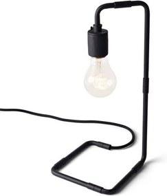 Lampa birou metal negru Reade Black Menu