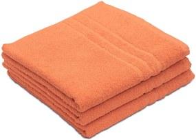 Prosop de corp Confort portocaliu