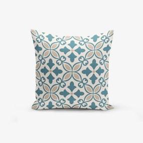 Față de pernă cu amestec din bumbac Minimalist Cushion Covers Liandnse, 45 x 45 cm