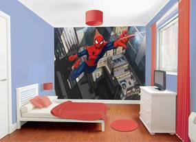 Walltastic Ultimate Spiderman - fototapet pe perete 305x244 cm