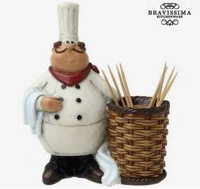 Suport pentru Scobitori Bravissima Kitchen 9028