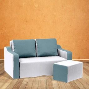Canapea extensibila, Duo Mini, cu 2 locuri