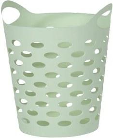 Cutie de plastic pentru articole mici, verde, 13,5 cm