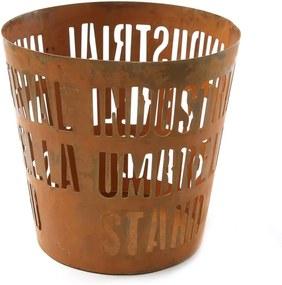 Coș metalic de gunoi Versa Vintage
