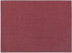 Șervet decorativ masă ZicZac Pure, roz închis