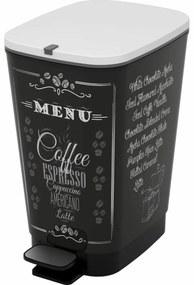 KIS Coș de gunoi Chic Bin L Coffee, 50 l
