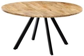 247849 vidaXL Masă de bucătărie, 150x73 cm, lemn masiv de mango