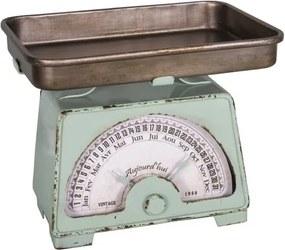 Calendar în stilul unui cântar de bucătărie Antic Line Balance Calendier