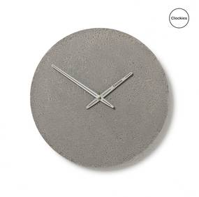 Ceas de perete din beton Clockies CL300108