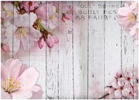 Tapet format mare Bimago Apple Blossoms, 400 x 280 cm