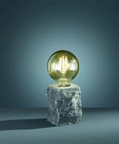 Trio STONE R50531011 Veioze, Lampi de masă gri marmură excl. 1 x E27, max. 40W IP20