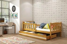 copii pat exclusiv anin alb detaliu 200x90 cm
