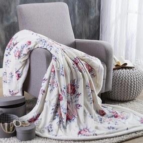 Pătură din blăniţă ROSABELLA 140 x 200 cm