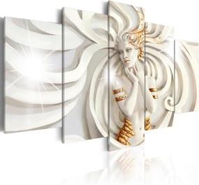 Tablou - Goddess of the Sun 100x50 cm