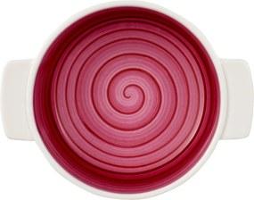 Vas ceramic rotund Villeroy & Boch Clever Cooking 15cm roz