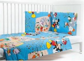 Lenjerie Mickey si prietenii 3 piese