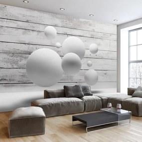 Fototapet Bimago - Balls + Adeziv gratuit 150x105 cm