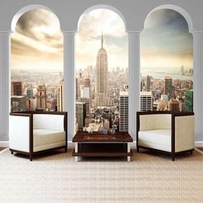 Fototapet - New York (152,5x104 cm), în 8 de alte dimensiuni noi