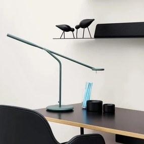 Lampa de Birou FLOW Verde NORMANN COPENHAGEN - Metal Verde Lungime (16cm) x Latime (58cm) x Inaltime (42cm)