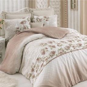 Lenjerie de pat cu cearşaf Lustro, 200 x 220 cm