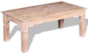 244051 vidaXL Măsuță de cafea din lemn de acacia 110 x 60 x 45 cm