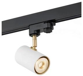 Spot LED pentru sistem pe șine Argon 4325 HAGA LED/9W/230V alb
