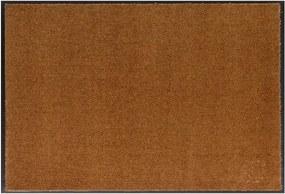 Preș Hanse Home Soft and Clean, 39 x 58 cm, maro caramel