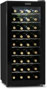 Klarstein KLARSTEIN VIVO VINO, vinotecă termoelectrică, 36 de sticle, 118 L