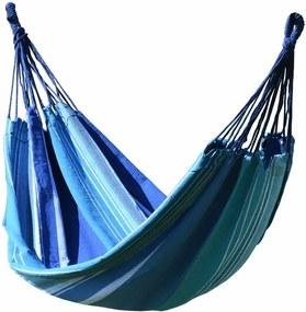 Cattara Hamac leagan cu agatare Textil albastru, 200 x 100 cm