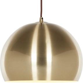 Lustra Copenhagen III metal, auriu, 1 bec, 220 V