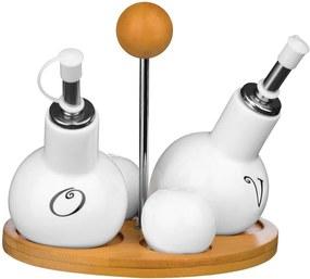 Set pentru mirodenii, ulei și oțet, Premier Housewares