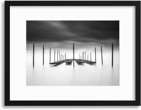 Imagine în cadru - The Oyster Bar by Christophe Staelens 40x30 cm