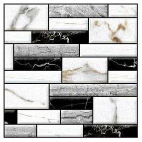 Tapet din mozaic Bogle din PVC, 30cm x 30cm