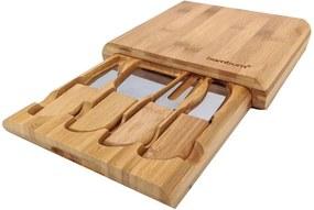 Set pentru brânzeturi Bambum Gravyer