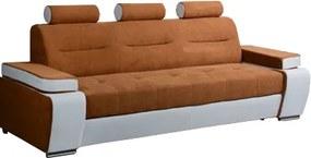 Canapea extensibila cu 3 locuri Artemis Beige
