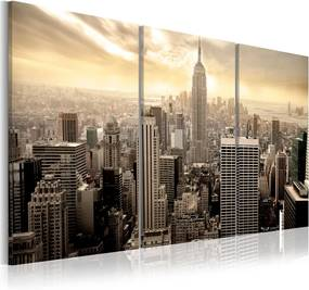 Tablou - Good morning NYC! 60x30
